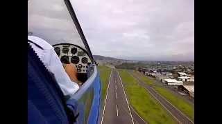 getlinkyoutube.com-Quicksilver GT-500 Flying in San José, Costa Rica.