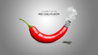 getlinkyoutube.com-Creative RED-CHILI | Creative Photo Manipulation | Photoshop CC Tutorial