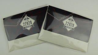 getlinkyoutube.com-Unboxing BTS (Bangtan Boys) 방탄소년단 2nd Muster 22920: Mini Photo Card Set