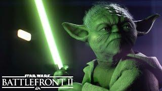 Star Wars Battlefront 2 - Játékmenet Trailer