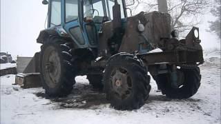 getlinkyoutube.com-MTZ-82 cold start!
