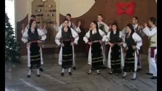 Ansamblul folcloric MURESUL Ilia Tarina.avi