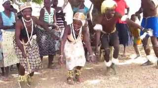 getlinkyoutube.com-Togo - Dances of Tamberma People