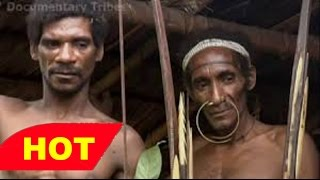 Tribes Life in South America Documentary, Painted Spirits The Last Free Indian Tribe