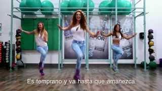 getlinkyoutube.com-Vive Y Baila (Choreo&Lyrics) Maritza/Janettsy/Jalymar - Max Pizzolante Feat Beto Perez