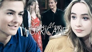 getlinkyoutube.com-Lucas + Maya | Hurricane
