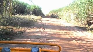 getlinkyoutube.com-carro de ferro feito a mao com motor de moto que pai e filho vao pro canada a mais de 180km por hora