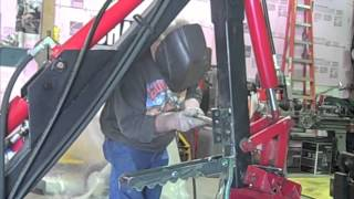 getlinkyoutube.com-Towable Backhoe Thumb Build
