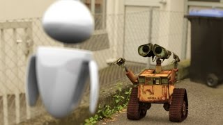 getlinkyoutube.com-WALL-E Live Action Fan Film