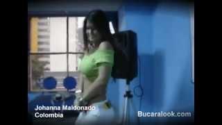 getlinkyoutube.com-Johanna Maldonado TheColombianmodels Mejor Cola del Valle