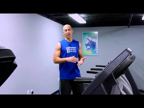 Recommended Beginner Treadmill Exercise Routine : Improving Your Workout Routine