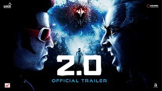 2.0 - Official Trailer [Hindi] | Rajinikanth | Akshay Kumar | A R Rahman | Shankar | Subaskaran