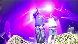 A$AP Rocky - Fuckin' Problem ft. Kendrick Lamar live @ Oakland
