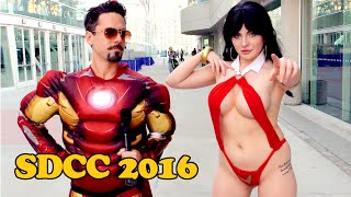 getlinkyoutube.com-Comic-Con Best Cosplay 2016 #ThatCosplayShow