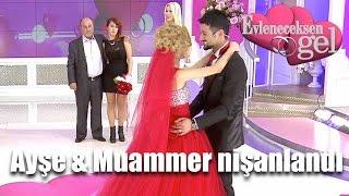 getlinkyoutube.com-Evleneceksen Gel - Ayşe ve Muammer Nişanlandı