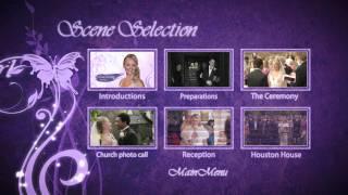 getlinkyoutube.com-Wedding film DVD menu