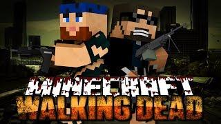 getlinkyoutube.com-Minecraft Walking Dead Mod 1 - THE BEGINNING OF THE END(Walking Dead Series)