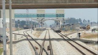 14/3/2014 KTM / SRT International Express 35 / 36 Train Ride