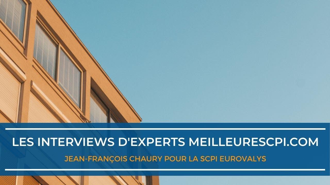 Les interviews d'experts MeilleureSCPI.com - Jean-François Chaury - Advenis REIM