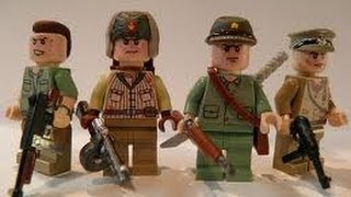 getlinkyoutube.com-Lego Black Ops 2 ZOMBIES   Origins Storyline Cutscene Cinematic!