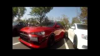 getlinkyoutube.com-Wheels N Meals Car Meet Milpitas CA Edgie's Billiards 3-24-14