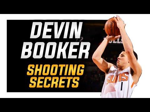 Devin Booker Shooting Form (Part 2): NBA Shooting Secrets