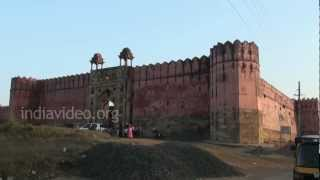 Nagardhan Fort in Ramtek, Nagpur