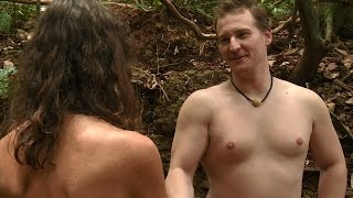 getlinkyoutube.com-Naked And Alone in a Jungle | Naked and Afraid