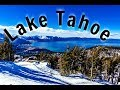★Lake Tahoe Ski Trip| Heavenly Ski Resort|CALIFORNIA|NEVADA| 2019★ 4K
