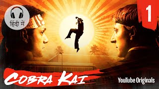 "Cobra Kai Ep 1 - ""Ace Degenerate"" - The Karate Kid Saga Continues width="
