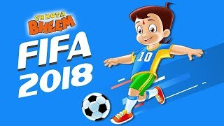 Chhota Bheem - Football 2018 World Cup
