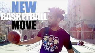 NEW BASKETBALL MOVE!!! THE SHAMROCK By Devin Williams