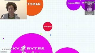 getlinkyoutube.com-Agar.io para PC (Gameplay y tutorial): Cómo jugar,  trucos y consejos - es.RockyBytes.com