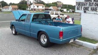 getlinkyoutube.com-1989 Chevy S 10 Pro Street Burnout