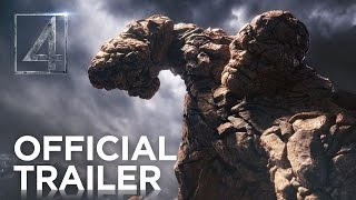 getlinkyoutube.com-Fantastic Four | Official Trailer [HD] | 20th Century FOX