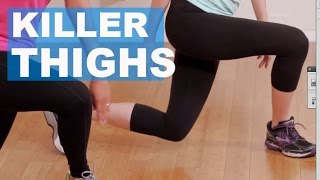 getlinkyoutube.com-Get Thin Thighs in Only 5 Minutes | NewBeauty Body