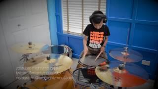 Linkin Park - Battle Symphony (Drum Cover) width=