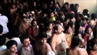 Sydney Murugan Temple  2011 Festival (Sapparam).wmv