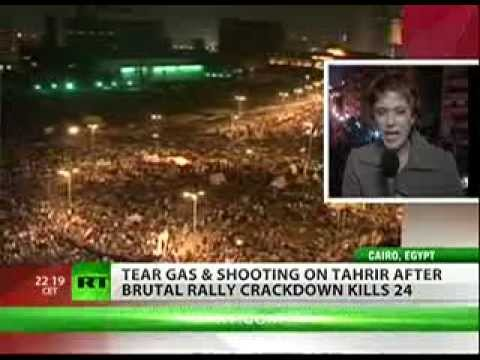Egypt seeks second revolution in Tahrir Square