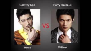 Shadowhunters (cast) Movie vs TVshow