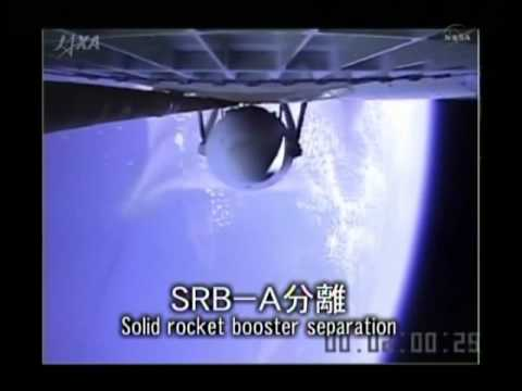 Launch of HTV-2 (KOUNOTORI-2) 2011/01/22 0537 GMT