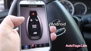 getlinkyoutube.com-Honda Accord 2014 Drone Smart Phone Remote Start   AutoToys com