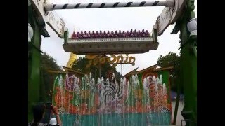 getlinkyoutube.com-Essel world top spin ride