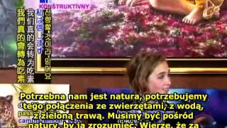 getlinkyoutube.com-Akiane Kramarik - Wywiad dla Supreme Master TV [PL]