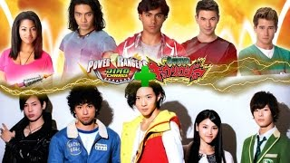 getlinkyoutube.com-Power Rangers Dino Charge - Opening w/ Kyoryuger Theme