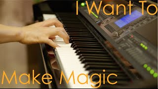 getlinkyoutube.com-I Want To Make Magic - Fame The Musical (cover)