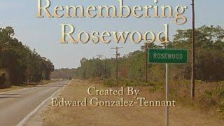 Remembering Rosewood - Digital Storytelling Video (2010)