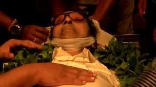 getlinkyoutube.com-Veteran Actor SSR(S. S. Rajendran) Died in Chennai- Family Of SSR