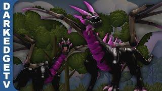getlinkyoutube.com-Spore - Ender Dragon