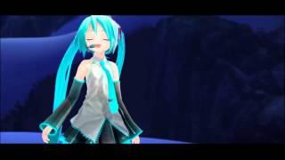 getlinkyoutube.com-【Hatsune Miku】Let It Go - Japanese Version【MMD + Vocaloid】